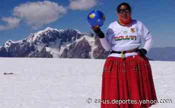 Fútbol a casi 6.000 metros de altura - Yahoo Deportes