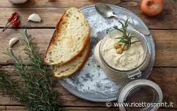 Crema di ceci con limone e rosmarino | Perfetto accompagnamento - RicettaSprint