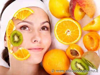 Crema viso alla frutta - SaluteBuongiorno