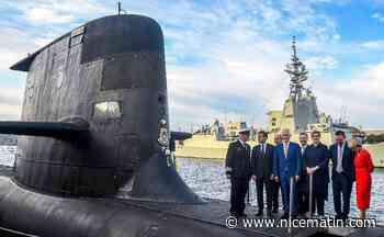 """Sous-marins: la France perd le """"contrat du siècle"""" et fustige l'Australie et les Etats-Unis"""