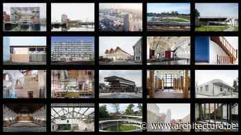 20 finalisten voor eerste Architectuur Prijs Gent | architectura.be - architectura.be