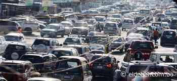 160 vehículos se ajustan a la nueva radicatoria en Santa Cruz de la Sierra; entre ellos, el del alcalde - EL DEBER