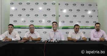 CAO exige seguridad jurídica, tras avasallamiento a propiedades en Santa Cruz - Periódico La Patria (Oruro - Bolivia)