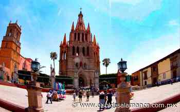 SMA la mejor ciudad del orbe para visitar - El Sol de Salamanca