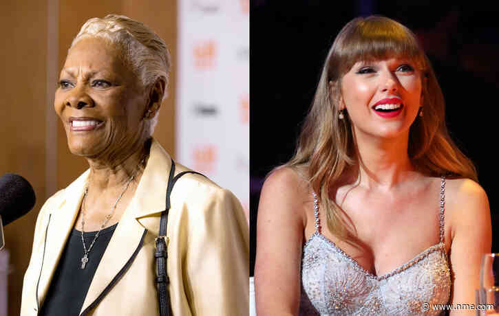 Dionne Warwick says she wants to get in the studio with Taylor Swift