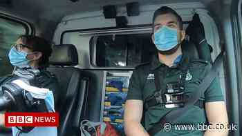 'There are so many calls and not enough ambulances'