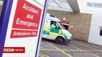 Health secretary says only call ambulance if 'absolutely critical'