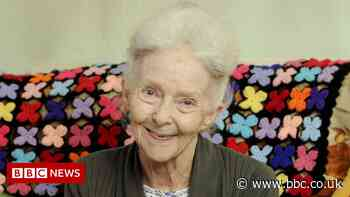 Dumfries poet Josie Neill publishes first full collection aged 86