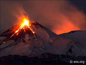 Etna Under Pressure: Does Gas Buildup Foreshadow Eruption? - Eos