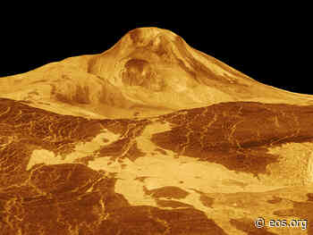 Is Venus Volcanically Active? New Approach Could Provide an Answer - Eos