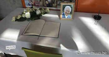 Urbain Braems wordt zaterdag begraven. Stad Zottegem opent rouwregister - NUUS
