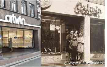 """Befaamde schoenenwinkel Ortwin sluit na meer dan 70 jaar de deuren: """"Internetshoppen almaar populairder, klanten steeds veeleisender"""" - Het Nieuwsblad"""