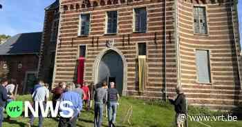 Kasteel van Heers, een van de trekpleisters tijden Open Monumentendag - VRT NWS