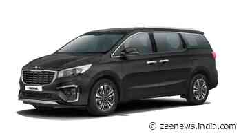 Kia launches updated Carnival with price starting at Rs 24.95 lakh: Check features, specs
