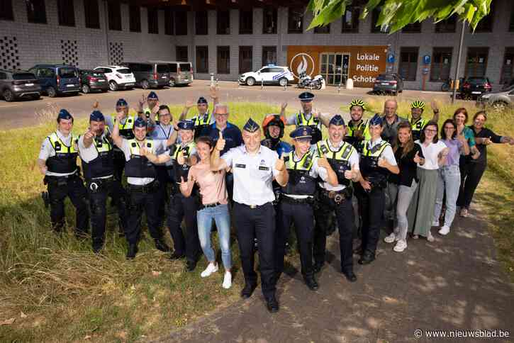 """Schotense inspecteurs spelen hoofdrol in nationale rekruteringscampagne """"Politie is aantrekkelijke werkgever"""""""