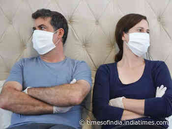 Coronavirus: Has COVID-19 impacted your sex drive? Here's how you can find out - Times of India