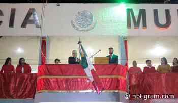 Celebran en Guadalupe Victoria el 211 aniversario de la Independencia de México - Notigram