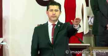 Julio César Chávez Padilla toma protesta como alcalde de Guadalupe - Imagen de Zacatecas, el periódico de los zacatecanos
