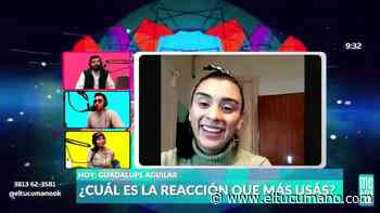 """""""Transmitimos conocimiento a través del arte"""": Guadalupe Aguilar, protagonista de la exitosa obra Tina - el tucumano"""