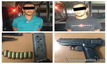 Detienen a 2 hombres tras persecución en Guadalupe - Dominio Medios