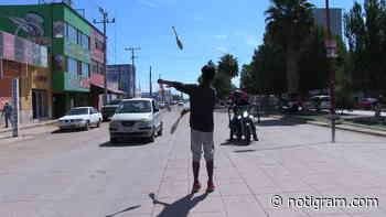 El malabarismo urbano presente en Guadalupe Victoria - Notigram