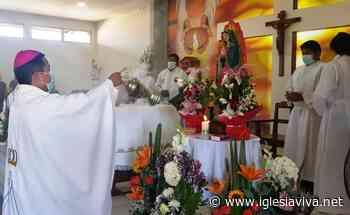Capilla Nuestra Señora de Guadalupe celebró su fiesta Patronal - Sistema Mana