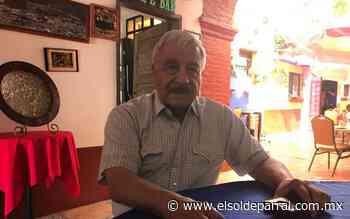 Maestro Guadalupe García, 51 años incursionando como locutor - El Sol de Parral