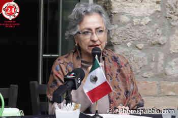 Expone Guadalupe Grajales inconformidades con el proceso electoral de la BUAP - 24 Horas El Diario Sin Límites Puebla