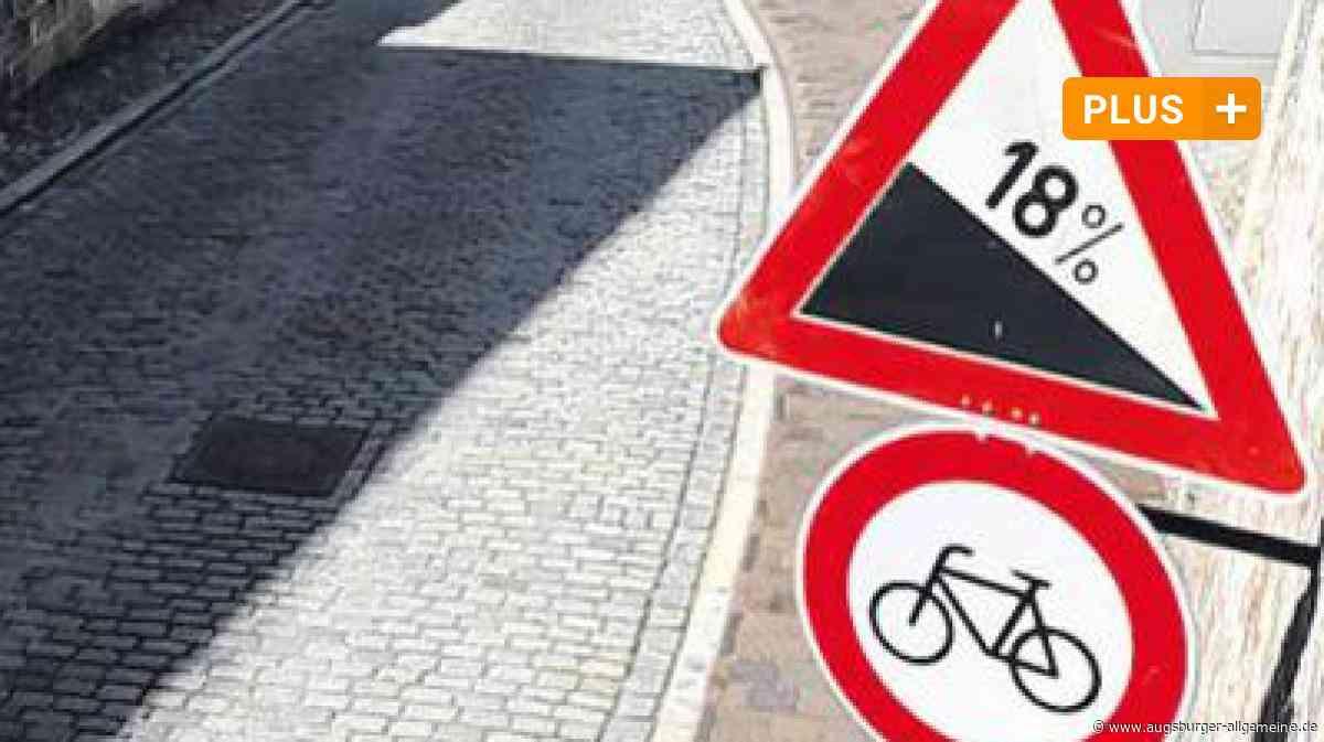 Landsberg: Antrag zu Radfahrverbot schlägt hohe Wellen