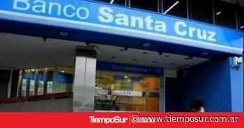 Estafas en las cuentas del Banco Santa Cruz - TiempoSur Diario Digital