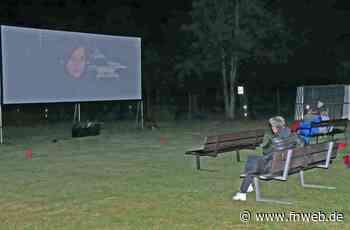 Rendezvous mit Isabelle Huppert am Freudenberger Badesee - Fränkische Nachrichten