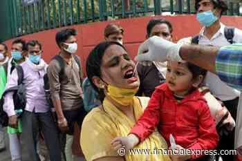 Coronavirus India News Latest Update Live: 20 per cent of India's adult fully vaccinated, 62 pc got first dose: Govt - The Financial Express