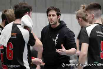 """Simon De Clercq (Tievolley Tielt): """"Progressie maken met een jong team"""""""