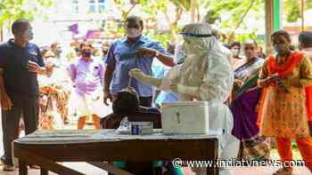 Kerala records fresh 33,182 Covid cases, state govt withholds TPR data - India TV News