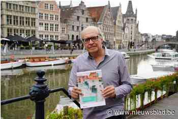"""""""Eens goed doorspoelen, lost veel problemen op"""": geoloog Frank (68) schrijft boek over geschiedenis van het Gentse water"""