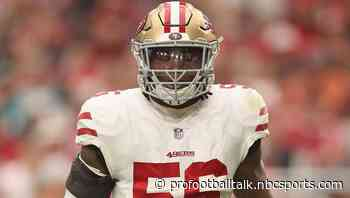 Browns set to work out Reuben Foster