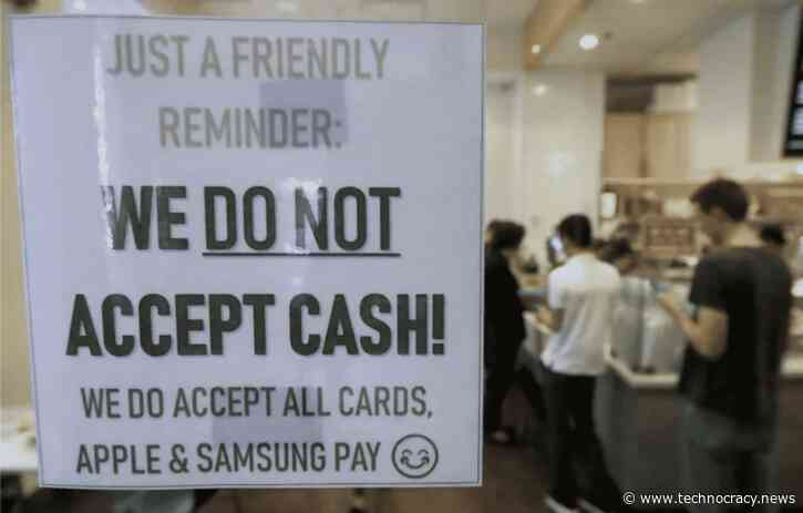 The War On Cash Is Very Real, Not Just Speculation