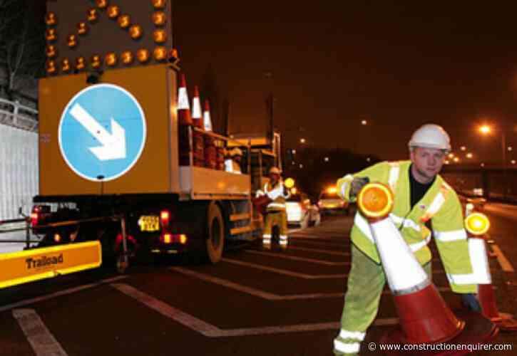 50 firms win £3.6bn National Highways renewals deal