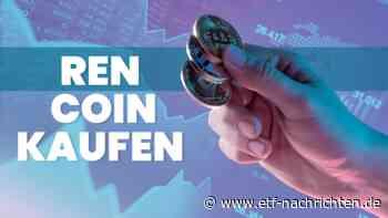 Ren Coin kaufen: Kryptowährung mit starkem Aufwärtspotenzial - ETF Nachrichten