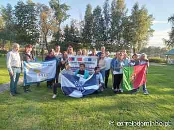 Agrupamento de Escolas Trigal Santa Maria: Boas práticas partilhadas na Lituânia - Correio do Minho