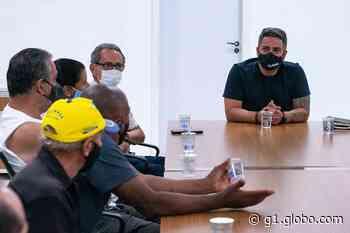 Prefeitura de Araxá anuncia regularização de moradias do Bairro Santa Maria - G1