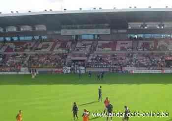 Anderlecht Online - U16 winnen oefenwedstrijd tegen Moeskroen (16 sep 21) - Anderlecht online NL