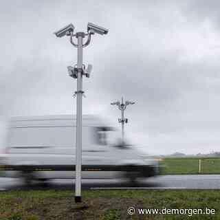 Vlaanderen krijgt er 161 trajectcontroles bij: hier riskeert u binnenkort een boete