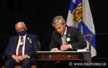Nova Scotia registers $341.6 million deficit for last year driven by COVID-19 costs
