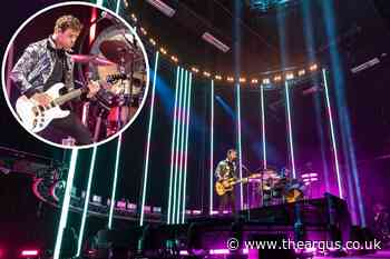 Review: Royal Blood rock showstopper homecoming at Brighton Centre