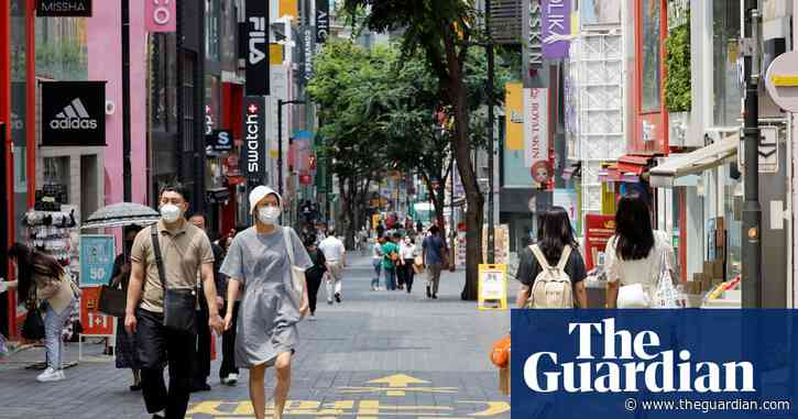 Send Tory ministers to Seoul to learn about mask-wearing | Letter