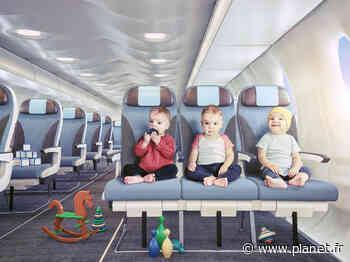 Avion : vous détestez les cris des enfants ? Cette compagnie vous permet de les éviter - Planet