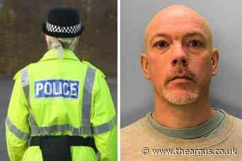 Richard Bright jailed after raping woman in Worthing while on prison release