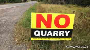 Neighbours on outskirts of Thunder Bay, Ont., concerned over proposed quarry