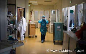 Coronavirus: 42 deaths, 359 intubated - Kathimerini English Edition